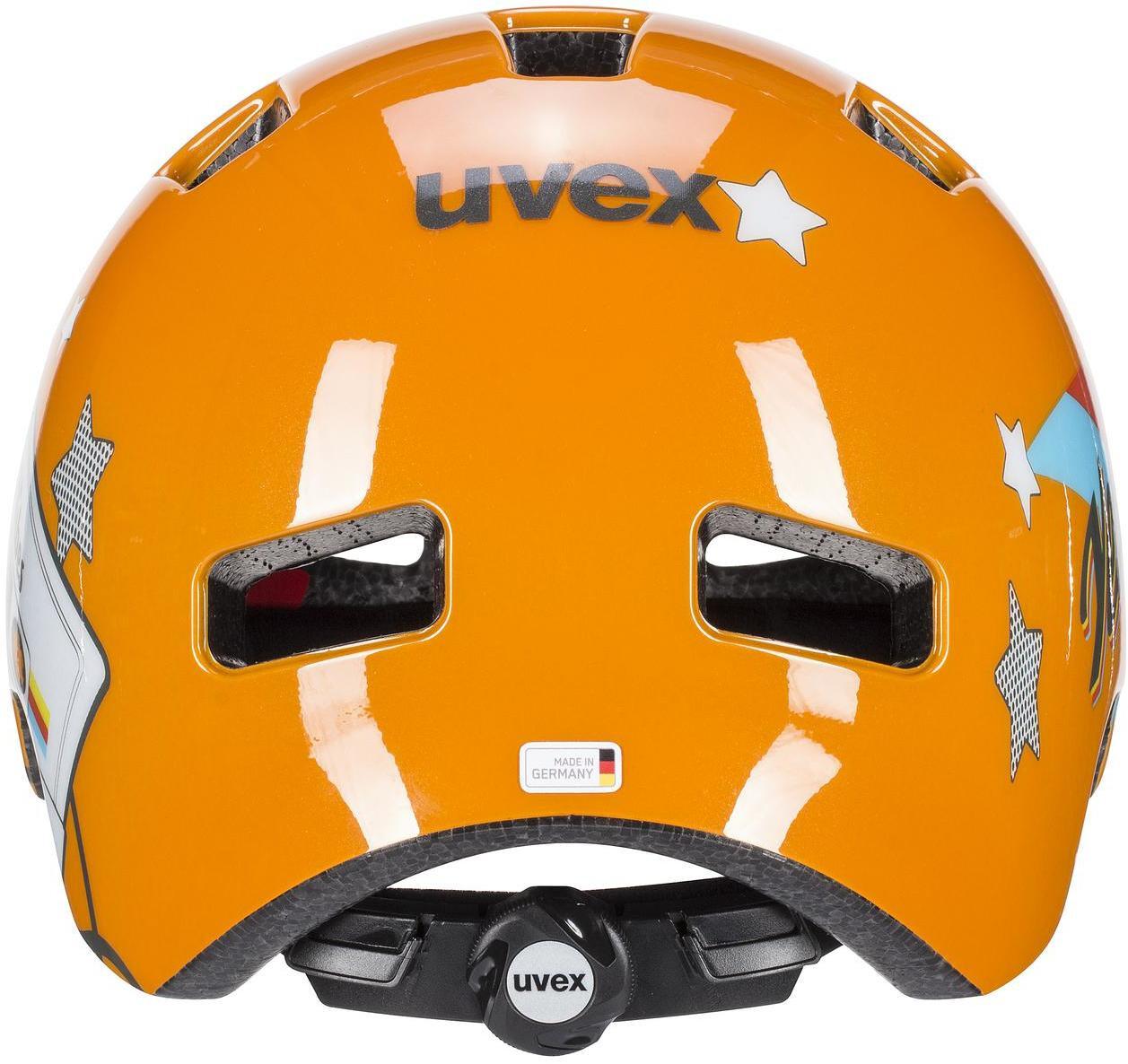 Uvex Hlmt 4 Helm Kinder Orange Online Bei Bikester Ch